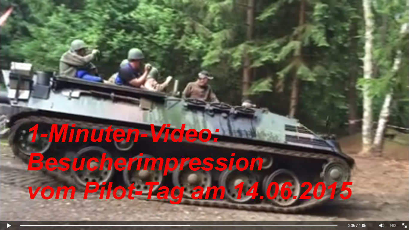 1-Minuten-Video: Besucherimpression vom Pilo-Tag am 14.06.2015